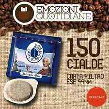 150 CIALDA CAFFE BORBONE BLU PER DELONGHI ICONA ECO 310