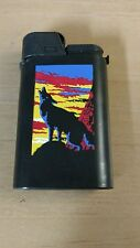 Marlboro Cigarettes Coyote Howling DisposableLighter
