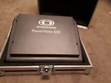 dynacord powermate 600 mk2 and purpose built swan flight case .