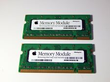 APPLE MEMORY MODULE 2x1GB SO-DIMM DDR2-667 PC2-5300