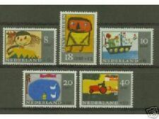 NVPH 849-53 Kinderzegels 1965 Postfris