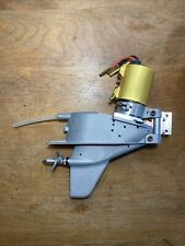 THUNDER TIGER OUTBOARD R/C RACING BOAT MOTOR ENGINE CONVERTED TO BRUSHLESS