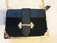lovely black new handbag