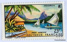 POLYNESIE FRANCE 1960 MOOREA    Yt PA N° 9 neuf** luxe 57MA19