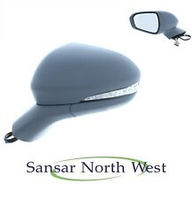 Fit Ford Kuge Ecosport 13-18 Galaxy S-Max 06-15 Rearview Mirror Glass Heated LH