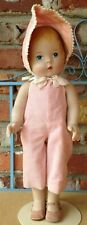 Vintage Daisy Kingdom Doll - Pretty In Pink Antique Doll Clothing Set