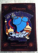 DLRP PIN - MICKEY&THE MAGICIEN - GENIE - MINI JUMBO PIN Trading event - L.E 400