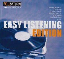 Saturn Easy Listening Edition Bobby Hebb, Doris Day, Chris Montez, Lee .. [2 CD]
