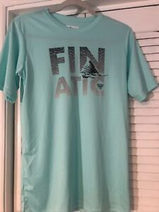 Columbia PFG YOUTH XL Fishing TEE