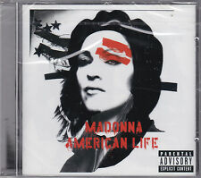 CD 11 TITRES MADONNA AMERICAN LIFE DE 2003 NEUF SCELLE ENHANCED CD