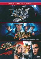 STARSHIP TROOPERS 1-3 NEW DVD