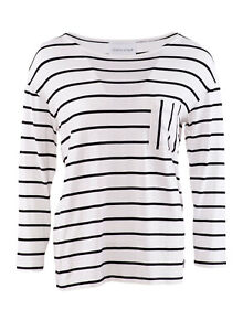 Vicario Cinque Women's Top Size S Casual Long Sleeved Shirt Made In Italy