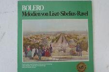 Bolero Liszt Sibelius Ravel Philh. Staatsorchester Hamburg Pierre Dervaux (LP32)