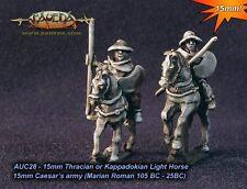 Baueda - Thracian or Kappadokian light horse (4 mtd.) - 15mm