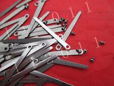 New 4set=16pcs  leaf springs +screws,alto/tenor saxophone( or soprano sax=28 pcs