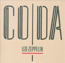 Led Zeppelin CODA [Remastered] [Digipak] by Led Zeppelin (CD, Jun-2014, ).