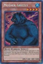 Mother Grizzly LCYW-EN237 / 1ST EDITION / SECRET RARE / MINT! / YU-GI-OH