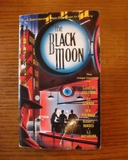 The Black Moon - Loren D. Estleman & Others - Lynx Books PB 1989 1st Printing