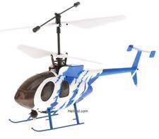 Mini Elicottero Radiocomandato 4 Canali Bravo III 2,4 Ghz Con Valigetta