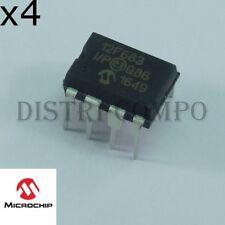 PIC12F683-I/P Microcontrôleur Microchip DIP-8 RoHS (lot de 4)