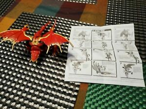 Transformers Beast Wars Beast Changer Savage Noble w/Instructions