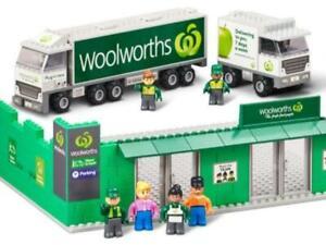 Cheap ! Cheap!  Woolworths brick