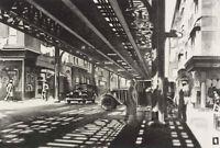 Allen Street : 1929 : Louis Lozowick : Archival Quality Art Print