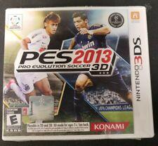 Pro Evolution Soccer 2013 3D (Nintendo 3DS, 2013) New Sealed