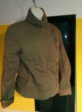DKNY millitary style jacket good shape unknown size (approx small)