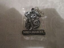 Sons of Anarchy Mezco Rubber Key Chain Keychain Clip Grim Reaper