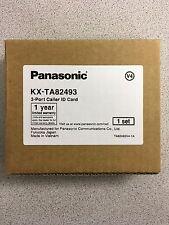PANASONIC KX-TA82493 3 PORT CALLER ID CARD FOR KX-TA824 PHONE SYSTEM, BEST PRICE