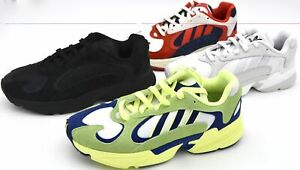 ADIDAS MAN SNEAKER SHOES SPORTS CASUAL TRAINERS FREE TIME SUEDE CODE YUNG-1