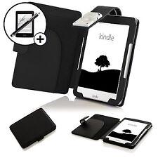 Forefront Custodie Custodia/Cover Nera luce LED Amazon Kindle 2016 Schermo Prot