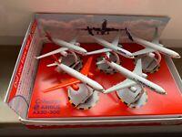DIORAMA SONDERVERPACKUNG Kinder surprise AIRBUS A 330-300 D/EU 2013 NEU in OVP