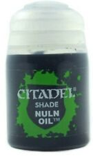Citadel Colori Warhammer 40.000 Age Of Sigmar Shade 24-14 Nuln Oil