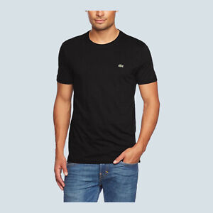 Two (2) La Coste Men's Tees Black. Latest Summer Fashion