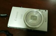 Canon IXUS 240 HS Camera 16.1MP used with battery and charger (no SD card)