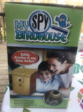 My Spy Birdhouse As Seen On Tv Peek Into The World Of Birds NeVer UseD