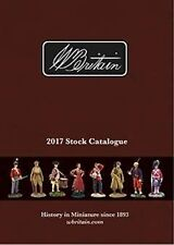 William Britain Soldiers WBC0217 - The 2017 Stock Collection Catalogue