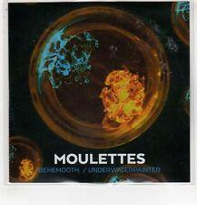 (HG125) Moulettes, Behemooth / Underwater Painter - 2016 DJ CD