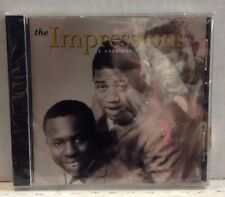 The Impressions The Greatest Hits Sealed CD