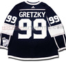 WAYNE GRETZKY LOS ANGELES KINGS HOME AUTHENTIC PRO ADIDAS NHL JERSEY
