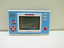 Nintendo 1988 Super Mario Bros YM-105 Game & Watch