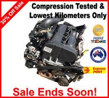 Ford Focus LR Engine / Motor Zetec 2.0 L 4Cyl EDDB 2001-2006  97000 Ks - Express