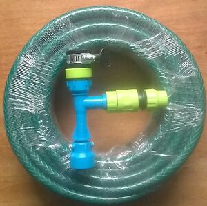 Tap Powered Aquarium Fill and Drain Pump  like a Python No Spill Clamp