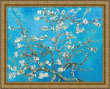 Almond Blossom by Vincent van Gogh 84cm x 68cm Framed Gold Ornate