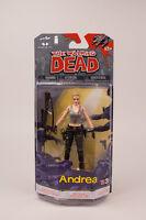 Andrea The Walking Dead Zombie Horror Comic Series 3 Action Figur McFarlane
