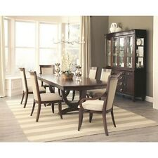 D-Formal Dining-Side Chair - Side Chair (Dark Cognac) 105442