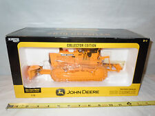 John Deere 2010 Crawler With Blade & Ripper  Collector Edition   By Ertl