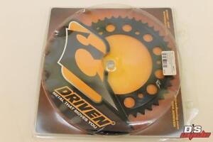 Driven Racing 520 Steel Rear Sprocket 03-16 Honda CBR600RR 1000RR / 5032-520-44T